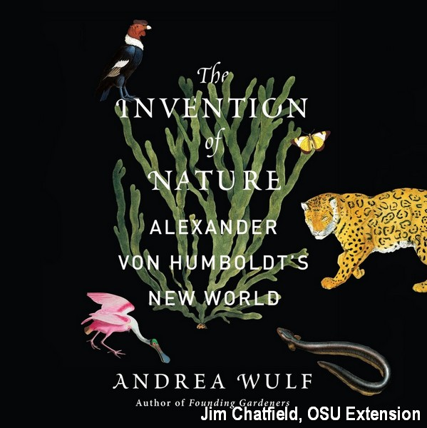 The Invention of Nature book