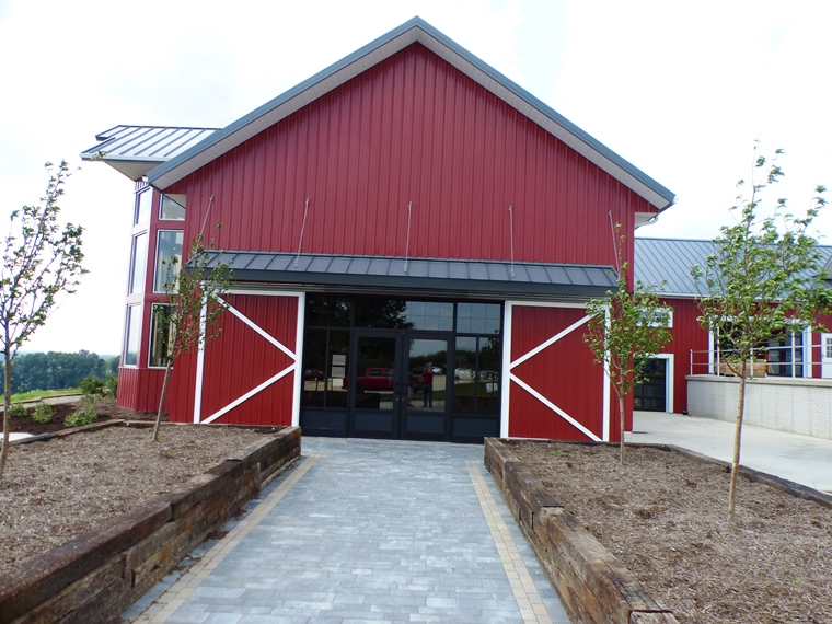Bent Ladder Cidery and WInery at the Rittman Orchard
