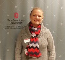 Photo of Amy Stone, Extension Educator