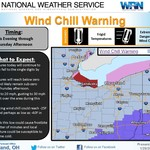 Wind Chill Warning Info Graphic
